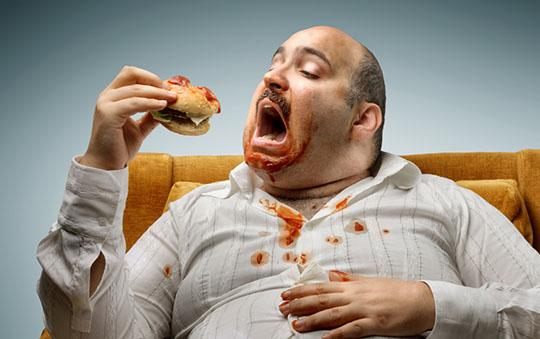 Ожирение и нарушение питания