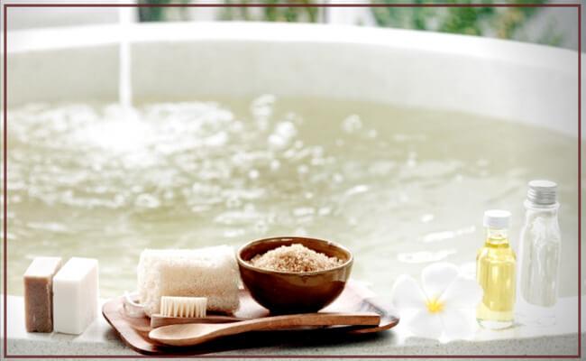 солевая ванна