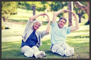 достаточная физическая активность