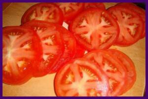компресс из помидоров